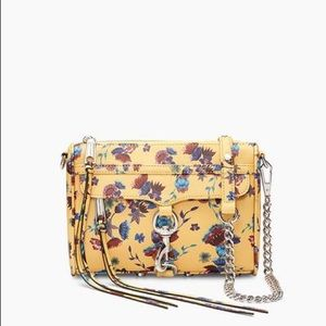 Rebecca Minkoff Floral Leather Bag